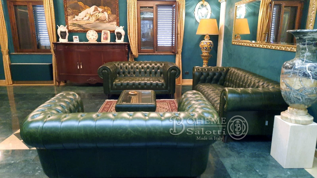 CHESTERFIELD ELISABETH