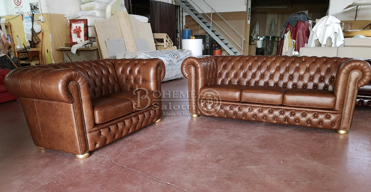 CHESTERFIELD INGLESE